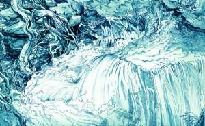 Turquoise Rapids